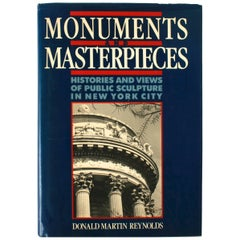 """Monuments and Masterpieces by Donald Martin Reynolds"" Book, First Edition"