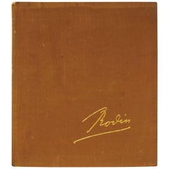 Rodin by Robert Descharnes and Jean-François Chabrun, First Edition