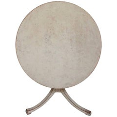 Swedish Tilt-Top Breakfast Table