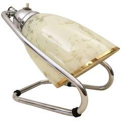 Czech Bauhaus Table Lamp