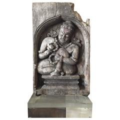 18th Century Carving from India