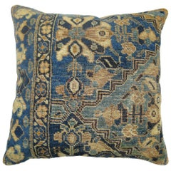 Antique Persian Tabriz Pillow