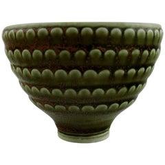 Wilhelm Kåge for Gustavsberg, Bowl in stoneware