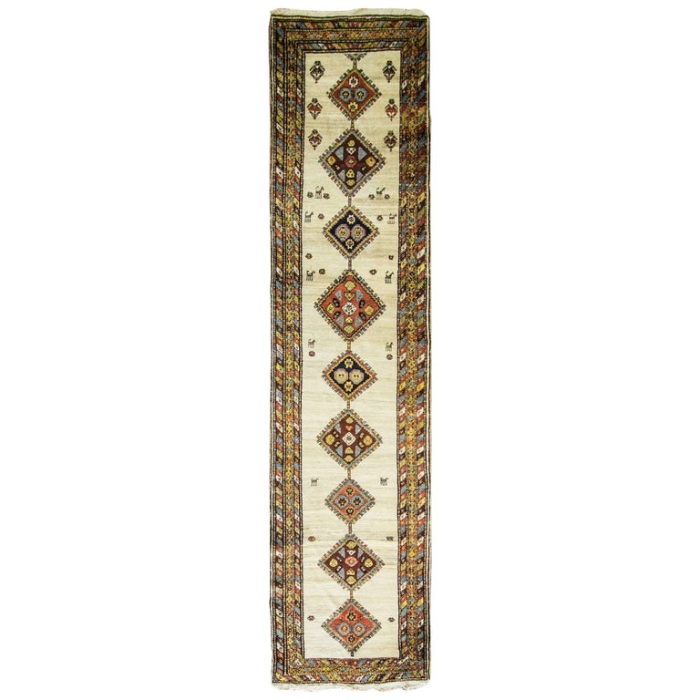 Unusual antique azerbaijan runner for sale at 1stdibs for Quirky items for sale