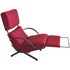 Osvaldo Borsani P40 Lounge Chair, Italy