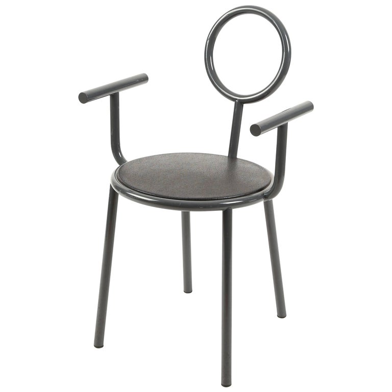 "Alessandro Mendini ""Zabro"" Chair Table at 1stdibs"