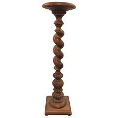 Barley Twist Pedestal