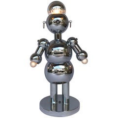 Robot Lamp by Torino Lamps, USA 1970s