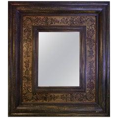 20th Century Italian Painted Wall Mirror