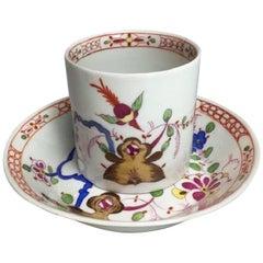 19th Century Kakiemon Meissen Cup and Saucer