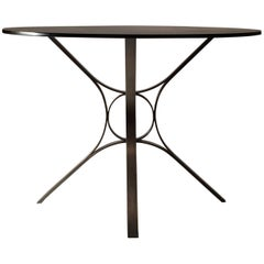 Roger Sprunger Bronze Dinette Table for Dunbar