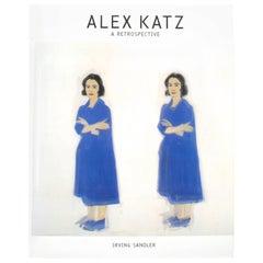 Alex Katz by Irving Sandler 1st Edition