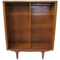 Danish Teak Bookcase by Johannes Andersen
