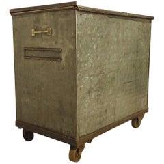 Unique Industrial Rolling Storage Unit