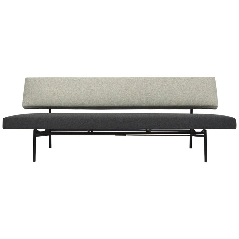 Minimalistic Sofa Daybed by Rob Parry for Gelderland, 1950s