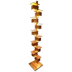Fantastic Frank Lloyd Wright Taliesin Floor Lamp