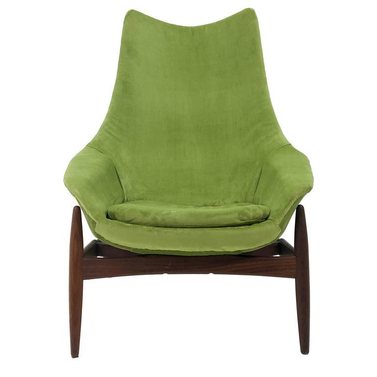 H W Klein Lounge Sessel Fur Bramin 1960er Jahre Im Angebot Bei 1stdibs