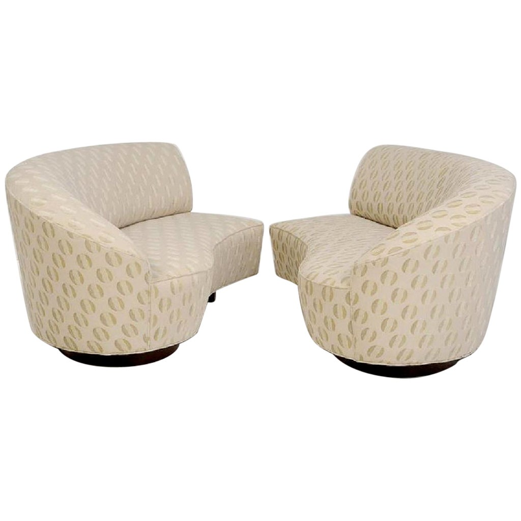 Sloane Sectional Sofa by Vladimir Kagan