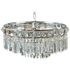 Cat Crystal Chandelier from the 1960s