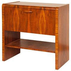 Art Deco Bookcase Cabinet by Jindrich Halabala