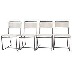 Walter Lamb Patio Side Chair for Brown Jordan, Set of Four
