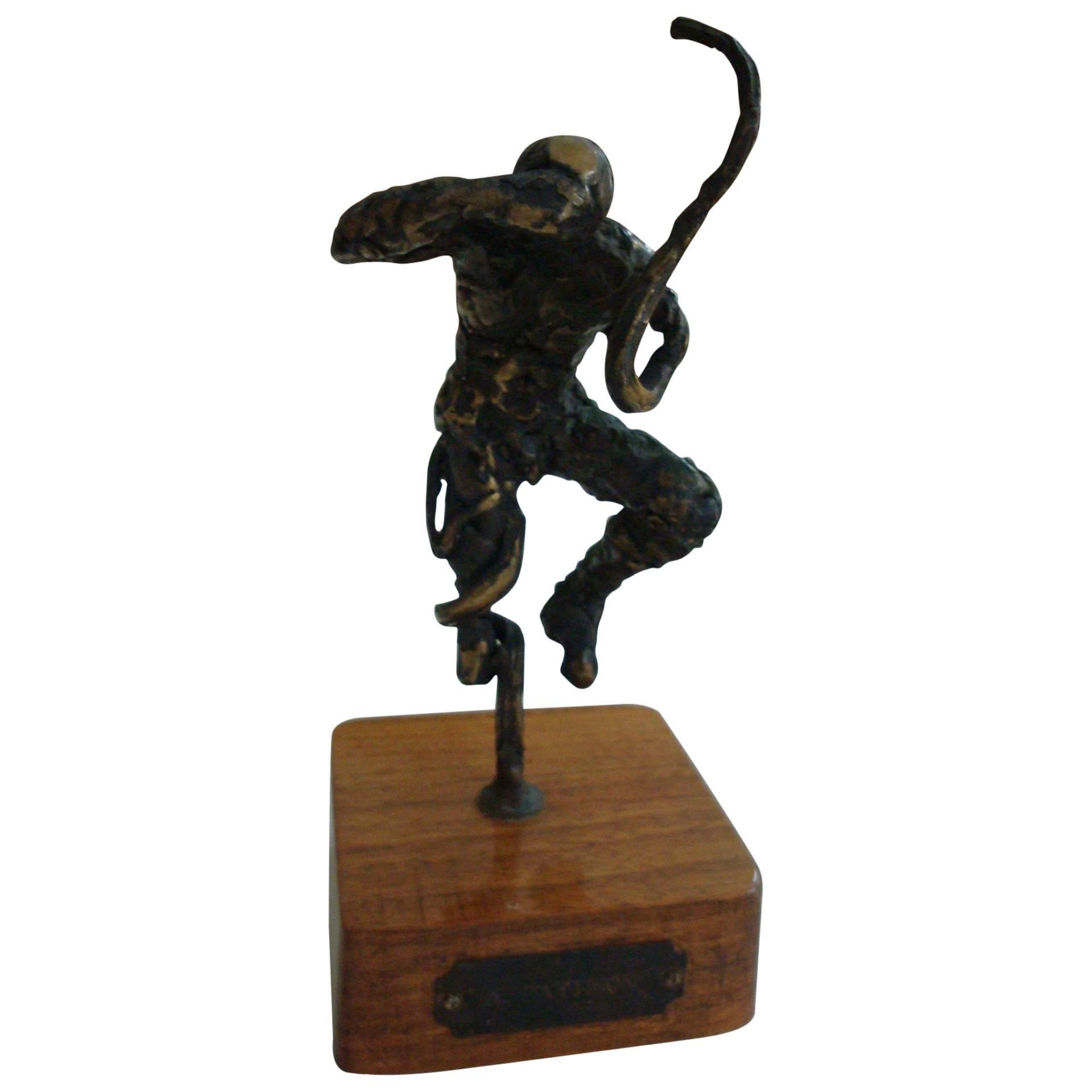 Abbott Pattison Bronze Man