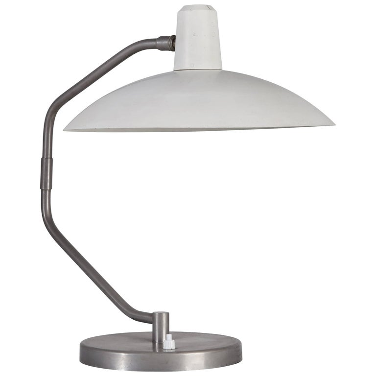 No. 8 Table Lamp by Clay Michie for Regent Switzerland