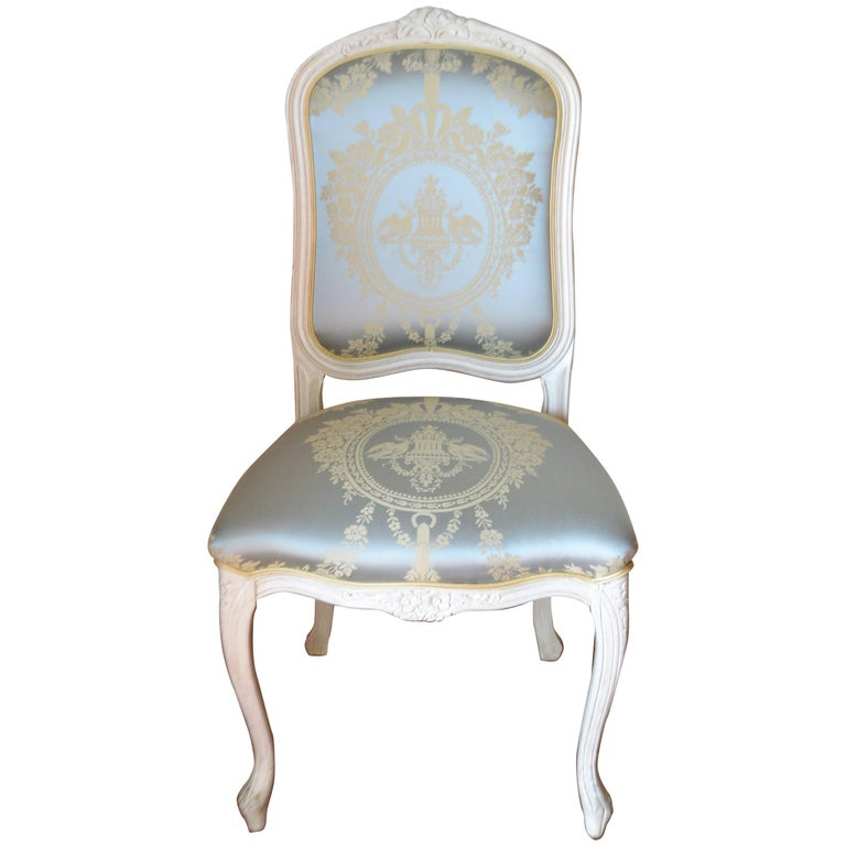 louis xv style dining room chairs for custom order for
