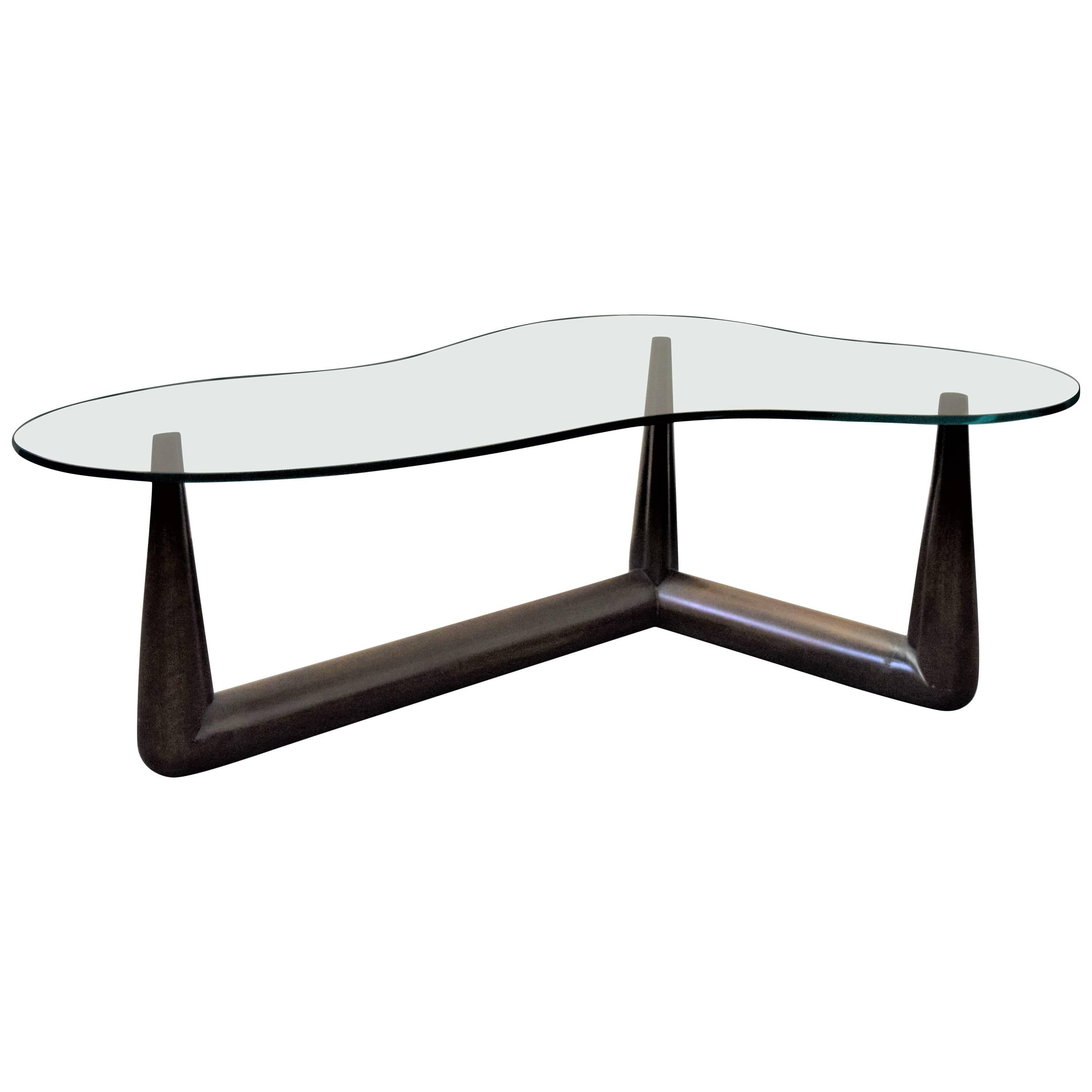 RobsjohnGibbings for Widdicomb Biomorphic Coffee Table For Sale at