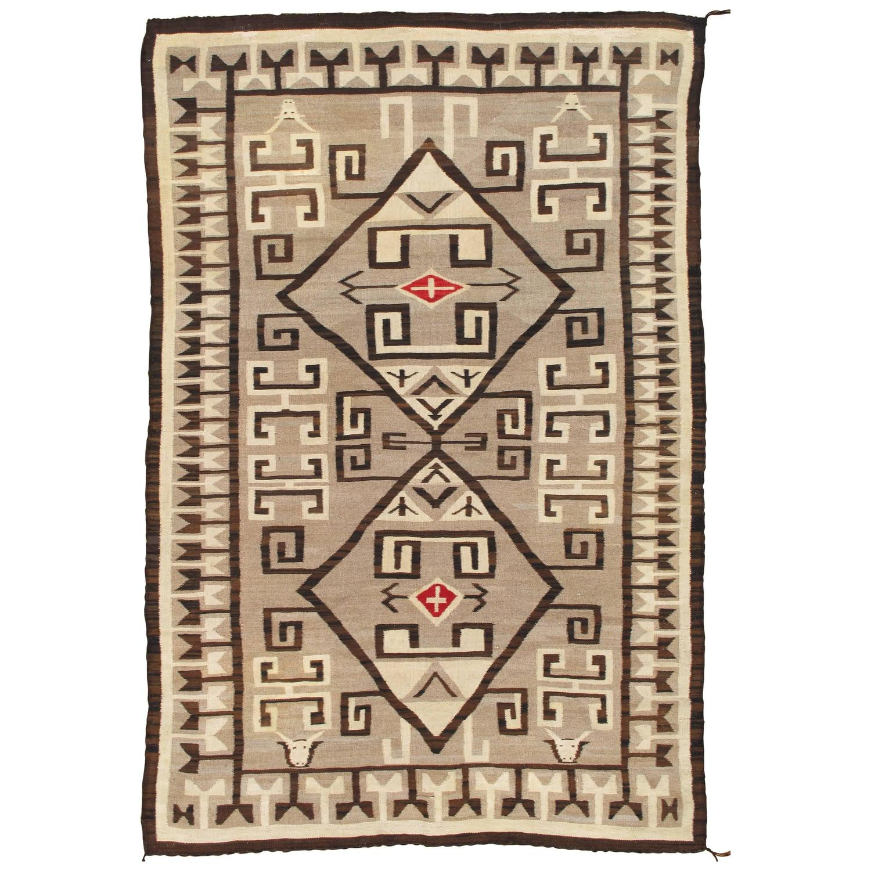Antique Navajo Rug For Sale At 1stdibs