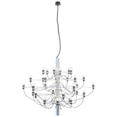 Chandelier Model 2097/30 by Gino Sarfatti for Arteluce