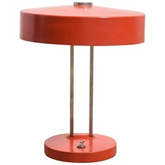 Red Kaiser Bauhaus Adjustable Desk Light