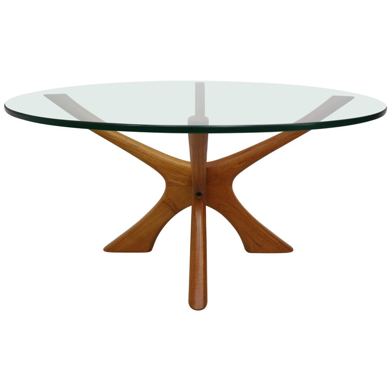 Illum Wikkelso Coffee Table by Soren Willadsen