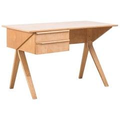 Cees Braakman EB02 Desk Pastoe, Netherlands, 1952