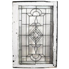 Victorian Transom Window, circa 1885