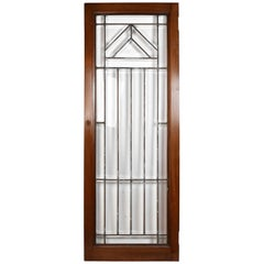 Arts & Crafts Beveled Cabinet Doors