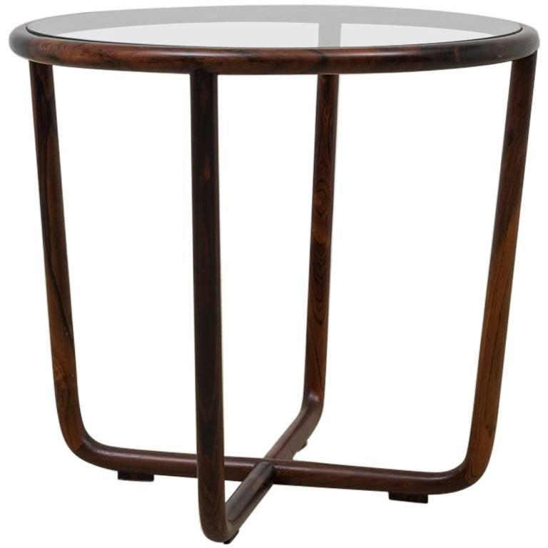 Vintage 1950s Side Table Joaquim Tenreiro 1