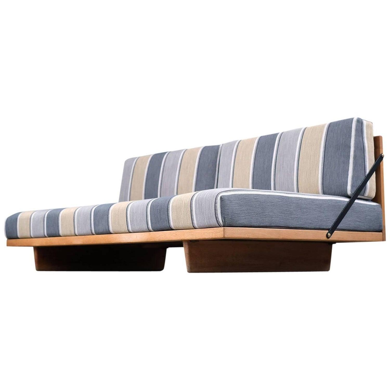 B¸rge Mogensen 192 Fredericia Oak Daybed Sofa Danish Vintage