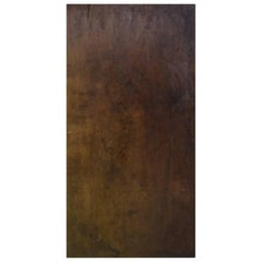 Andrianna Shamaris Teak Wooden Table Top Panel