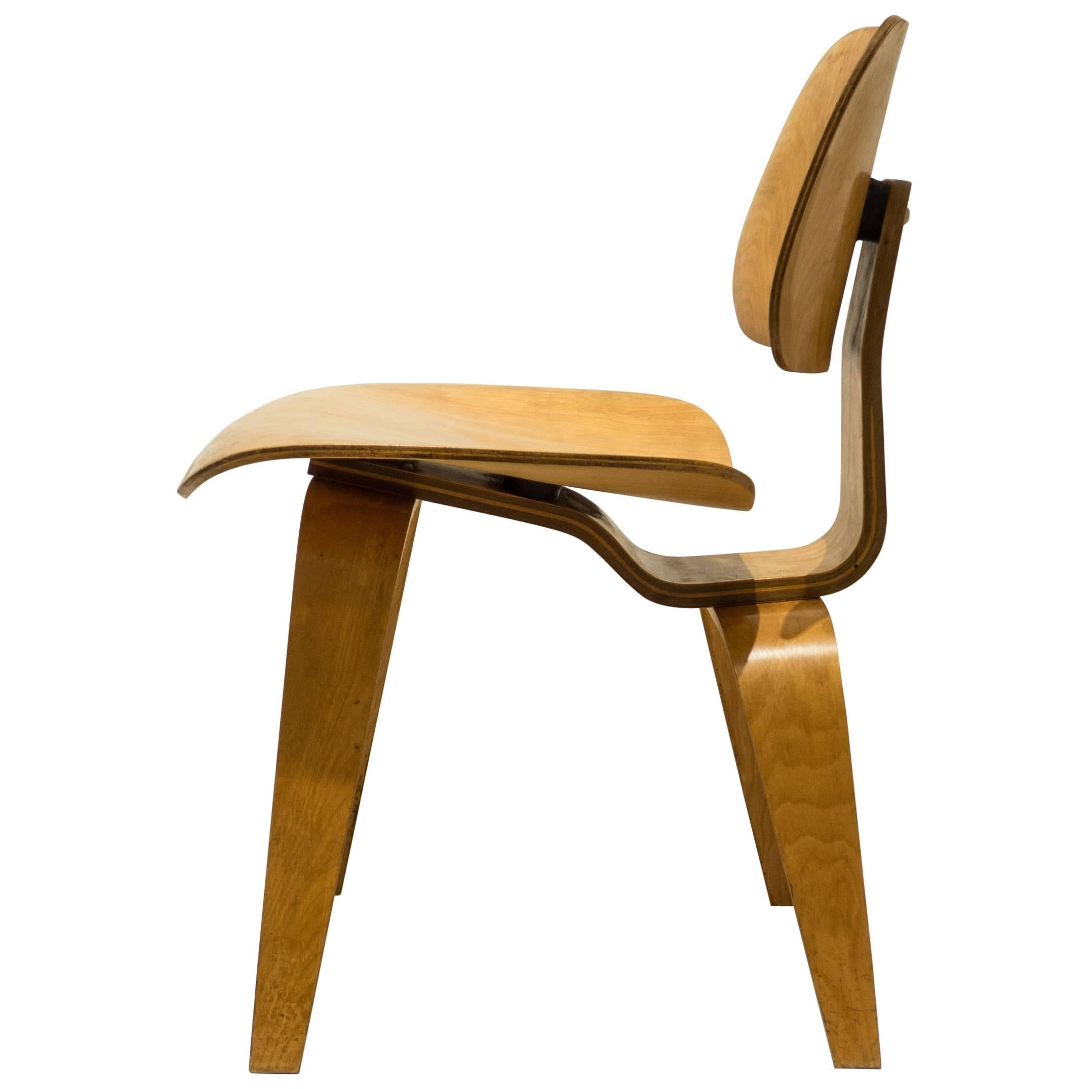 Early Eames DCW For Evans Products For Sale