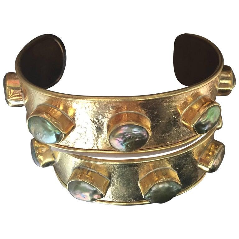 Rock Candy Small Cuffs, Michelle Nussbaumer