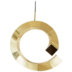 Rooms Small Spiral Light Pendant