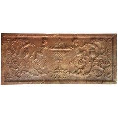 17th Century Italian Marble Relief Panel