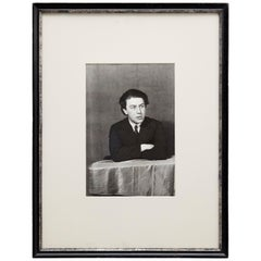 Man Ray Photography of André Breton