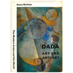 Dada, Art and Anti-Art by Hans Richter, 1st Edition