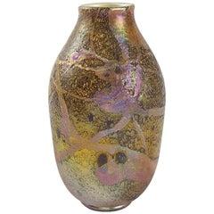 """Tiffany Studios New York """"Cypriote"""" Glass Vase"""