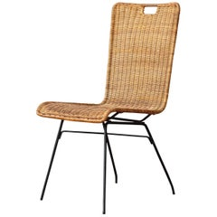 Mid-Century Side Chair by Salterini