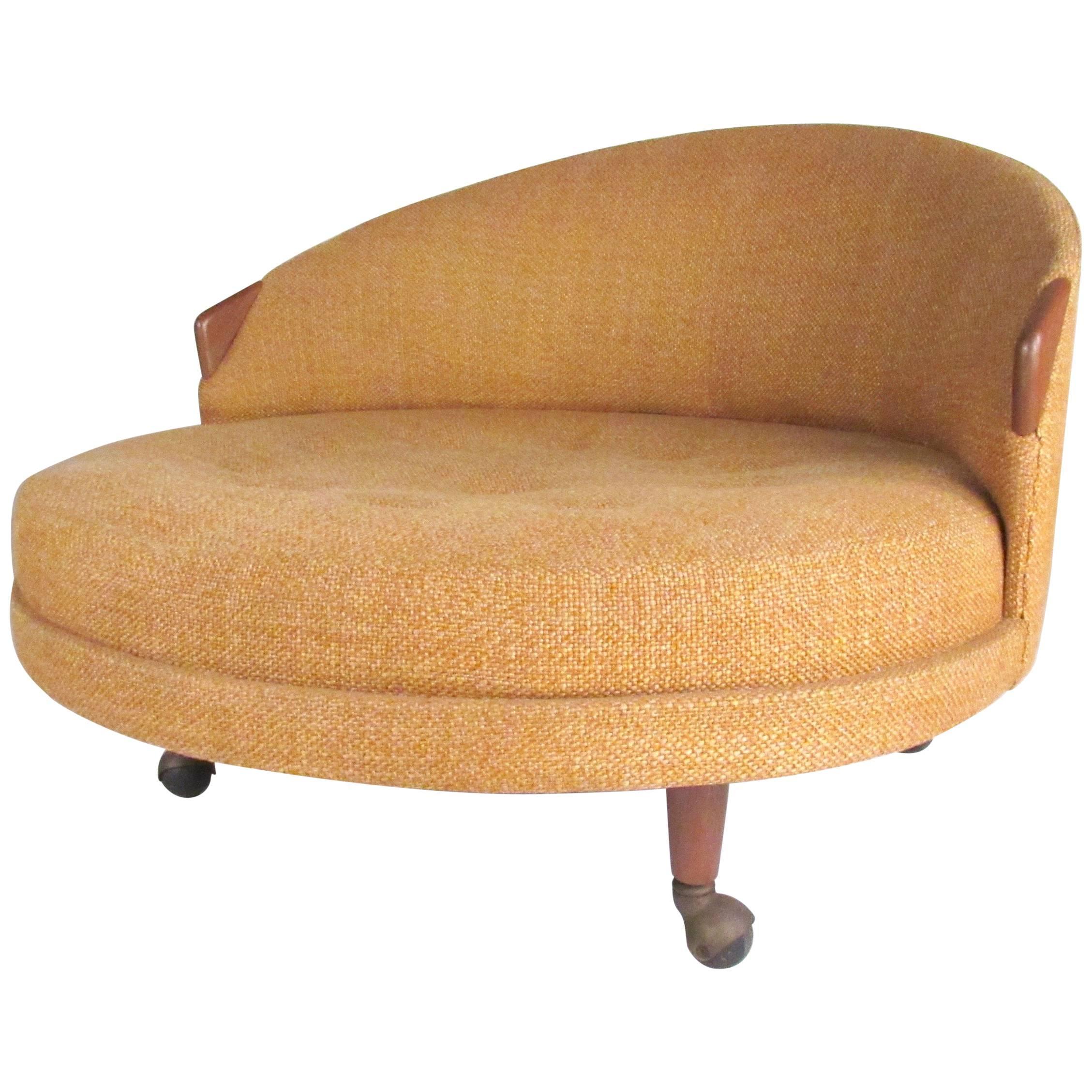 vintage modern adrian pearsall havana chair