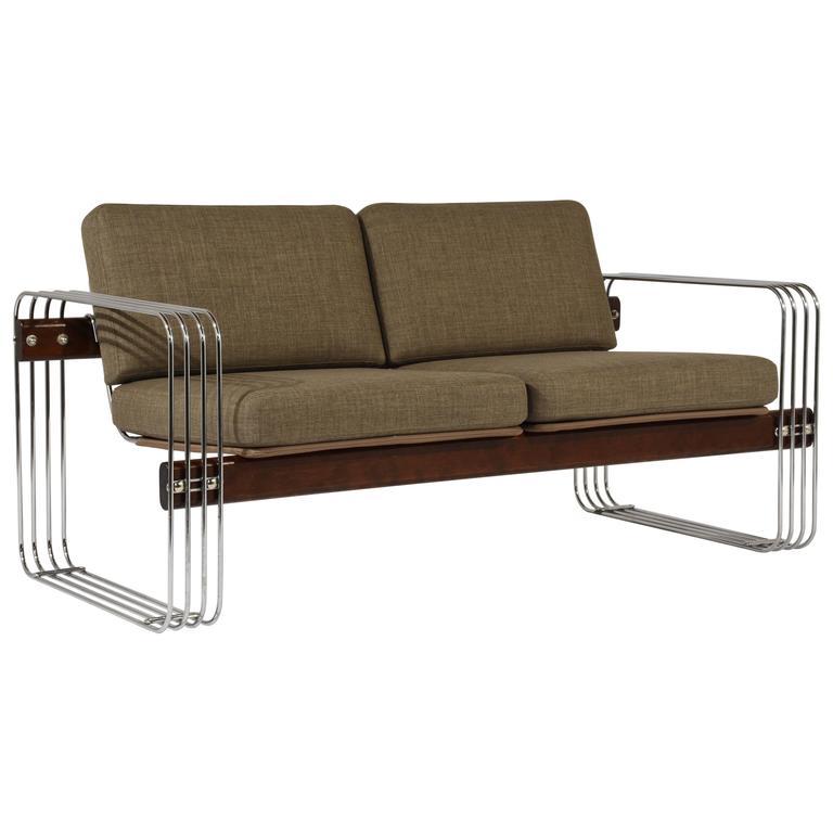 Ascona Sofa by Heinz Meier for Landes For Sale