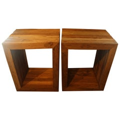 Profile Console Reclaimed Teak